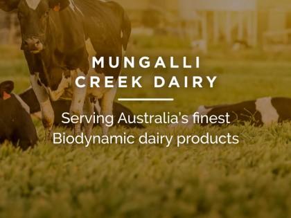Mungalli Creek Dairy Small
