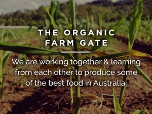 The Organic Farm Gate