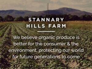 Stannary Hills Organic Produce