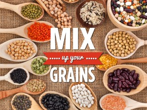 Mix up your grains