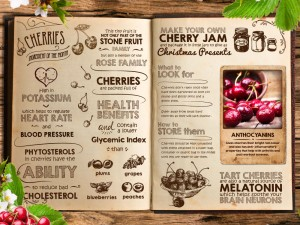 Ingredient of the Month: Cherries