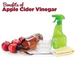 Benefits of Apple Cider Vinegar