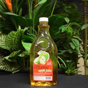 ORG Edwards Organic Apple Juice 2lt