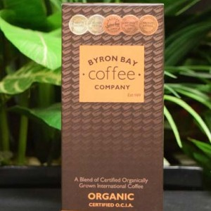 OOS Byron Bay Coffee Espresso Ground 250g