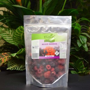 ORG Organic Frozen Mixed Berries 350g