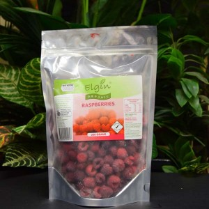 ORG Organic Frozen Raspberries 350g