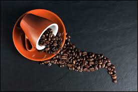 Kickstart your day with freshly brewed organic coffee