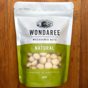 Wondaree_Natural400g